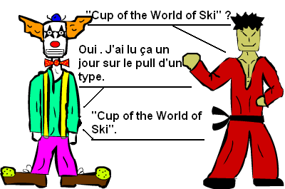 Cup of the World of Ski
